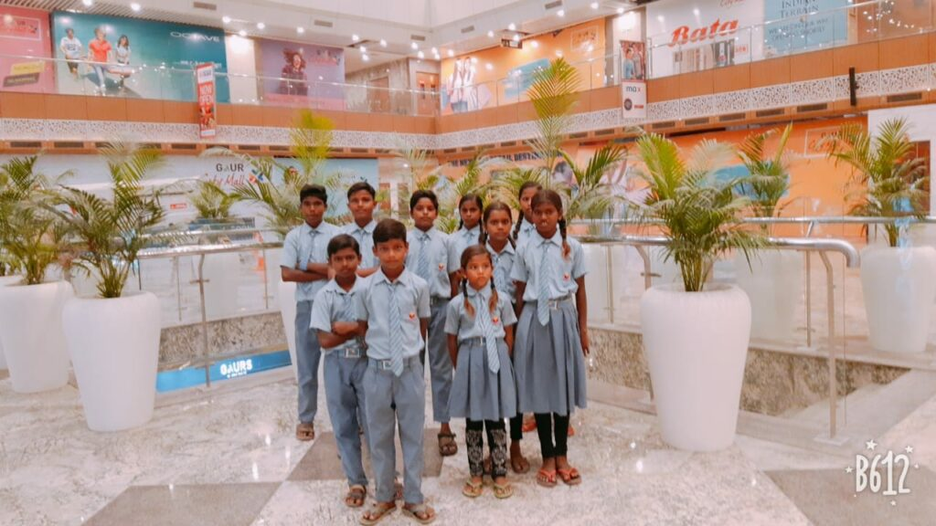 Gaur city mall greater Noida MAX STORE opening for Ngo